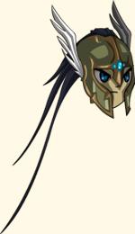 Celestial Warrior Helmet