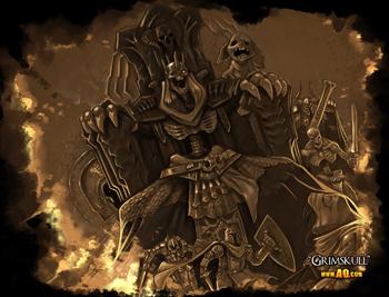 Grimskull está chegando ao AQWorlds o livre para jogar jogo de aventura on-line