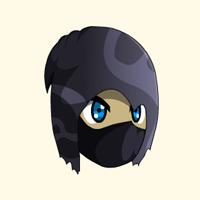 Shinobi ninja veil face