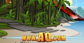 Ilha de Fotia visualização no AQWorlds jogo online gratuito