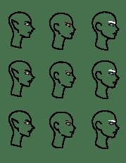 spooky head design contest