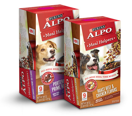 ALPO Prime Cuts with Lamb Rice in Gravy Canned Dog Food