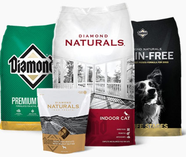 About Diamond Pet Food