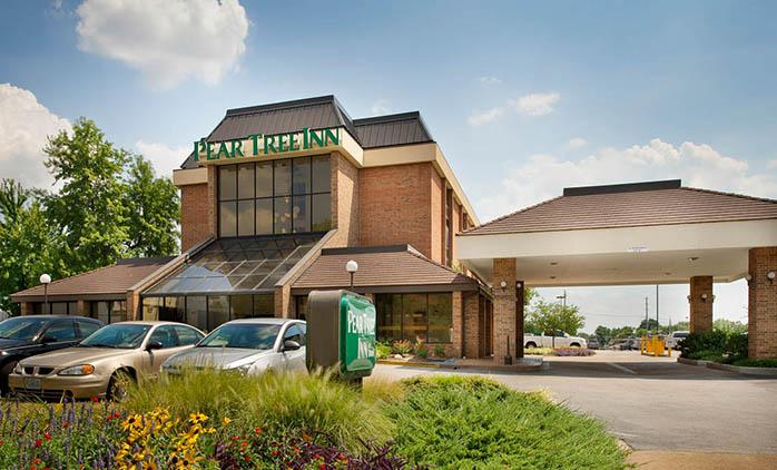 Pear Tree Inn St Louis Airport  Drury Hotels