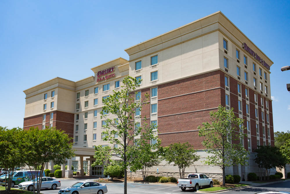 Drury Inn Suites Greenville Drury Hotels