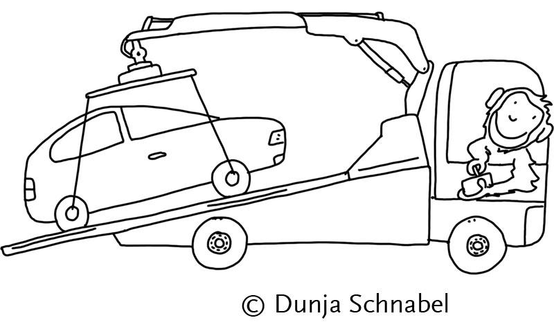ABC Plakat Archive - Dunjas Schnabel Illustration