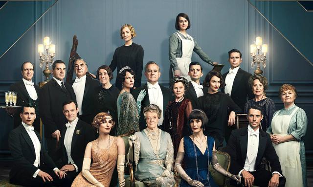 Movie Downton Abbey & # 39;