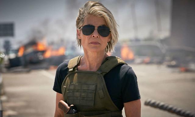 Terminator: Fate of Dark