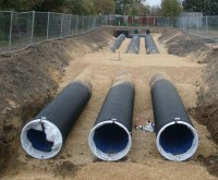Ridgistorm-XL large diameter thermoplastic pipe | Polypipe ...