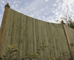 How To Make A Featherboard Fence Panel