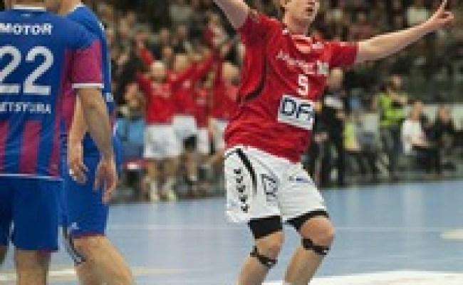 European Handball Federation Sander Sagosen I Want To