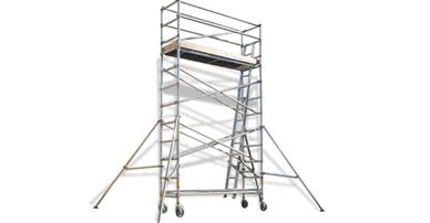 Single Width Aluminium Tower hire fermanagh