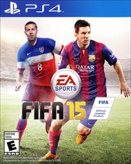 FIFA 15 - Pre-Played