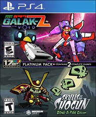 Galak-Z: The Void and Skulls of the Shogun: Bone-A-Fide Edition