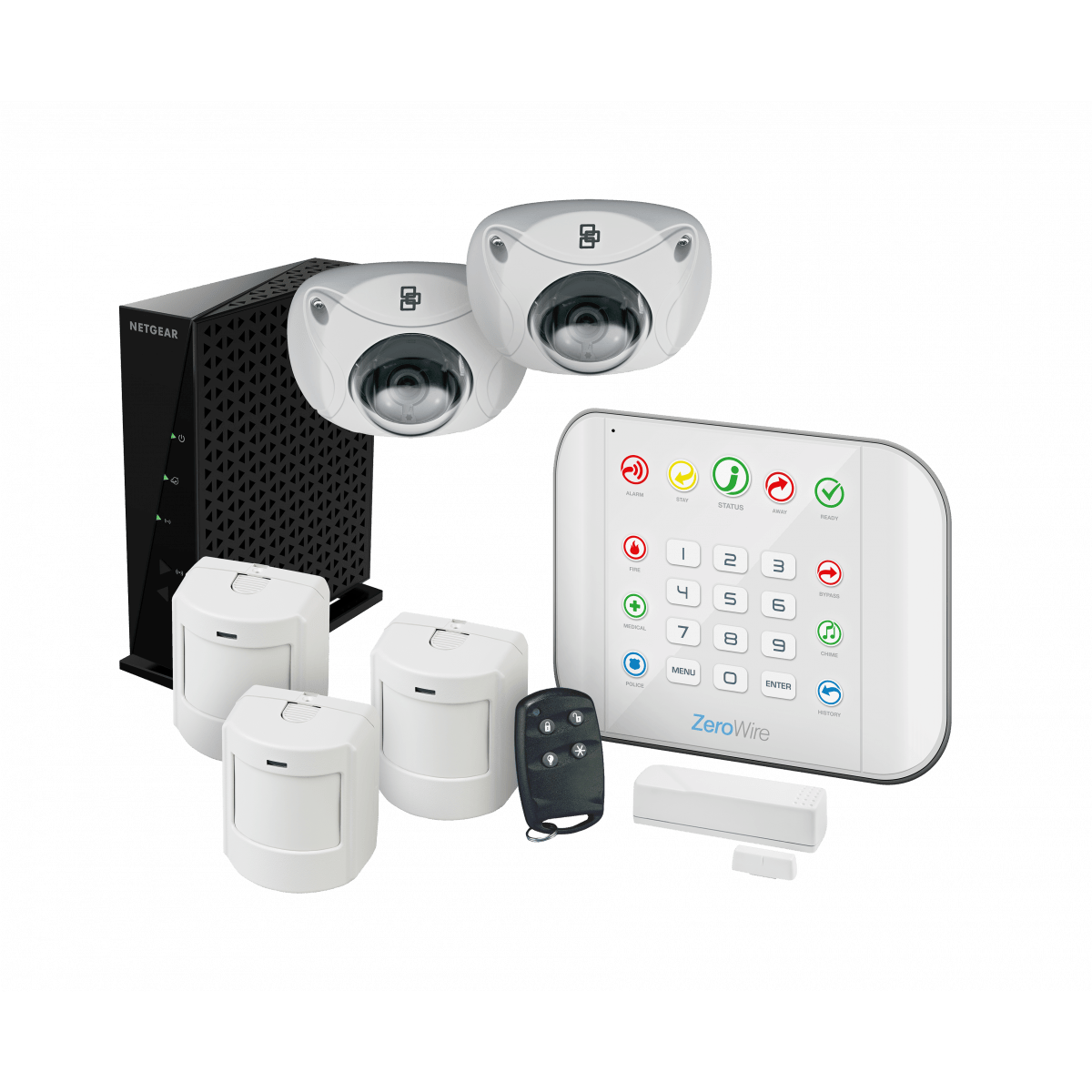Wireless Alarm System Perth