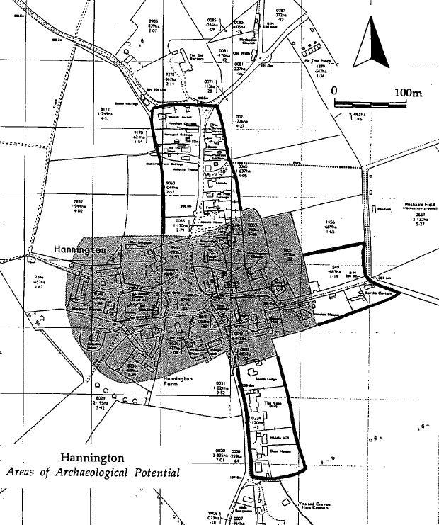 Local Services, Hannington, Parish Council, Church, Vine
