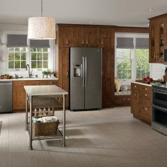 Slate Kitchen Appliances Speakers Ges New Finish Joins Stainless As Premium Appliance