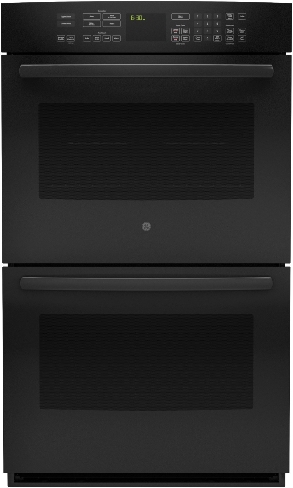 medium resolution of ge double wall oven
