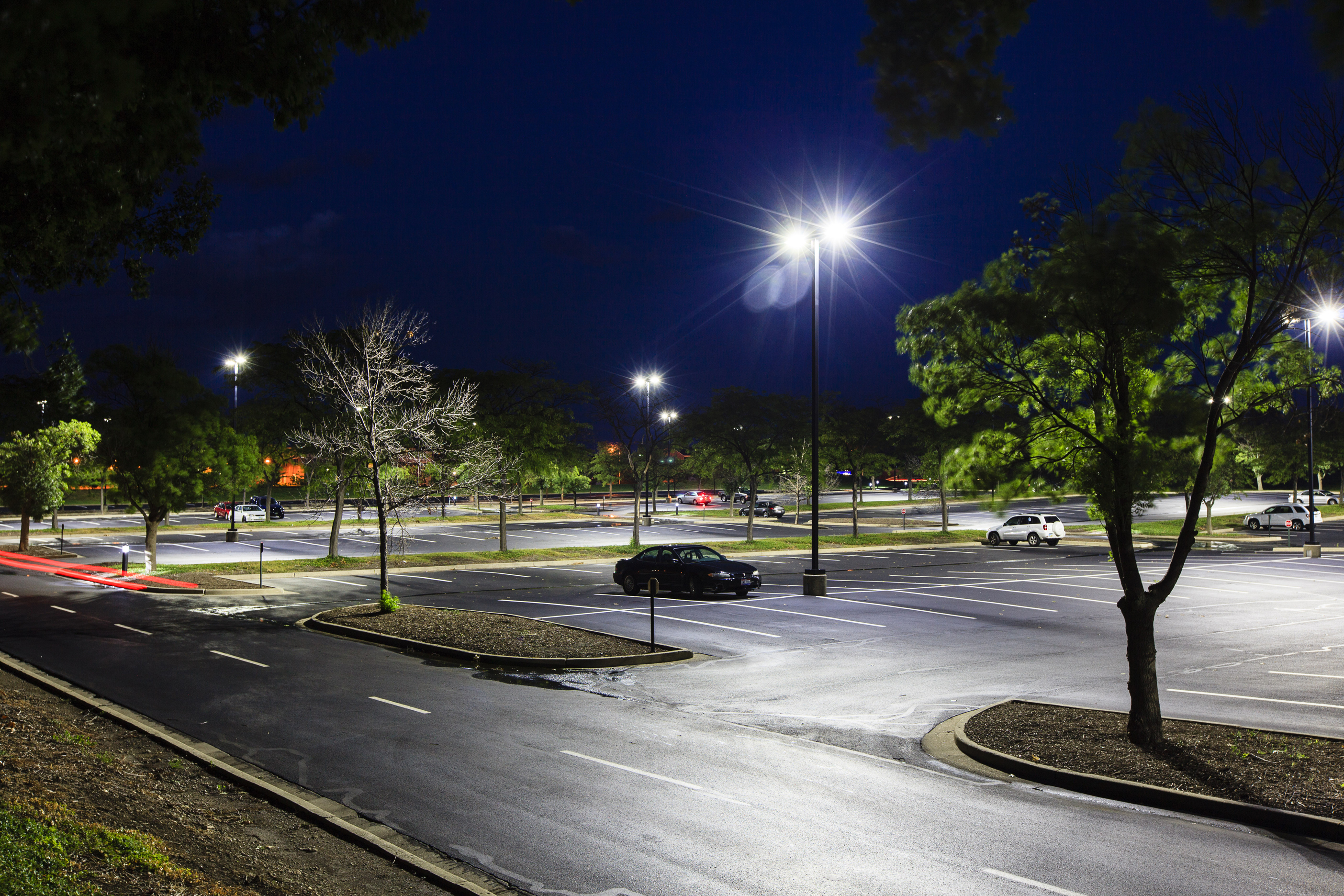 GE Outdoor and Office Lighting Solutions Will Save MetLife