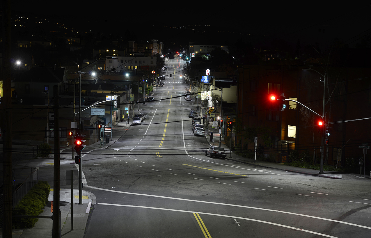 GEs LED Street Lighting Installation Demonstrates Ongoing