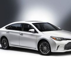 All New Camry 2017 Pantip No Rangka Grand Avanza First Look In The Second City Refreshed 2016 Toyota Avalon Premium Mid Size Sedan