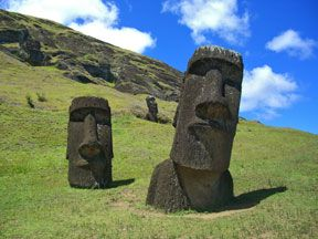 UCLA archaeologist digs deep to reveal Easter Island