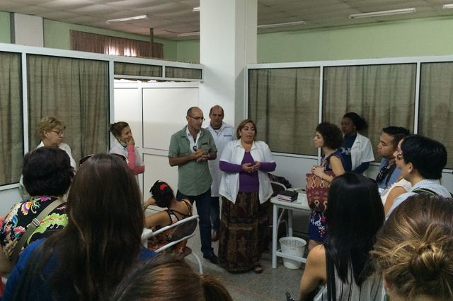 Cuba opens door to its health care system for visiting nursing students  UCLA