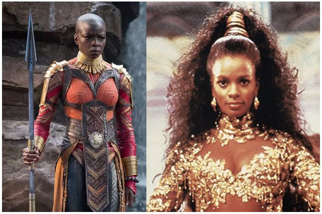 Black Panther-Coming to America