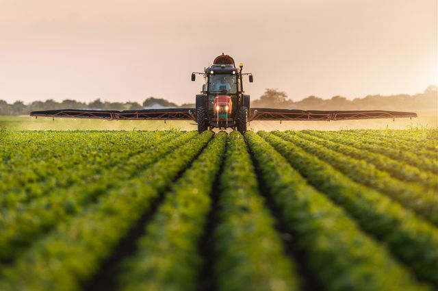 Treating crops