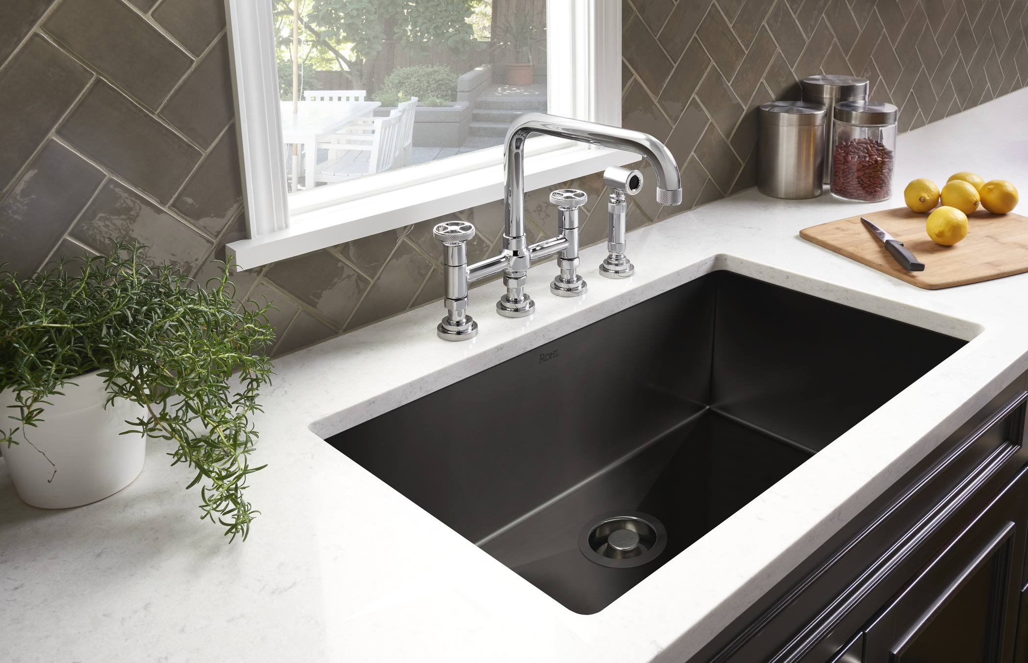 Black Kitchen Sink Taps Inianwarhadi