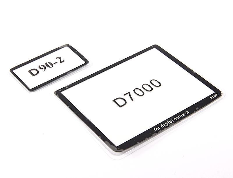 LCD-skydd : Lcdskydd Seagull för Nikon D7000 optiskt glas