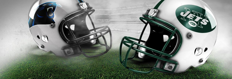 Image result for Carolina Panthers vs. NY Jets