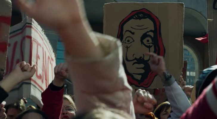 La opinión pública dejará de creer en los atracadores (Foto: Netflix)