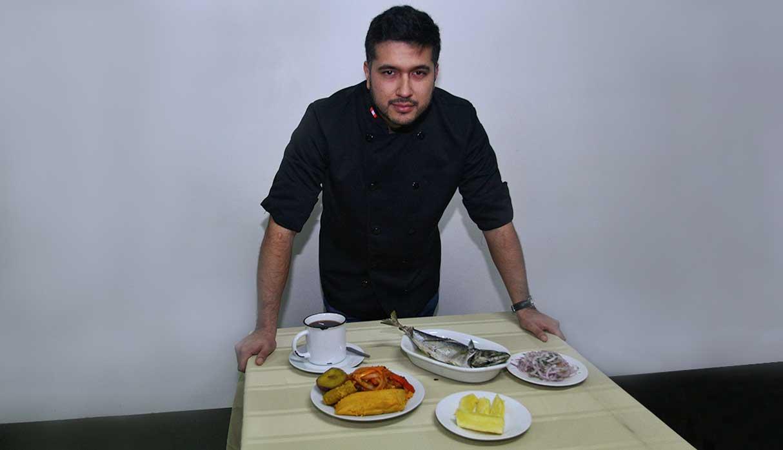 La mesa mañanera de Piura está conformada por estos platos especiales y Ernesto lo sabe muy bien. (Foto: Antonio Melgarejo)