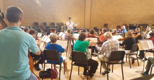 Orchestra, 2016 Conducted by Dr. Blake Richardson