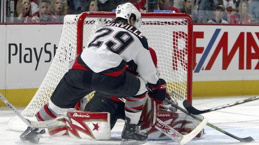 Sabres Classics: Pominville's 'scary good' goal eliminates Senators