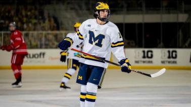 NHL Now: Matthew Beniers   NHL.com