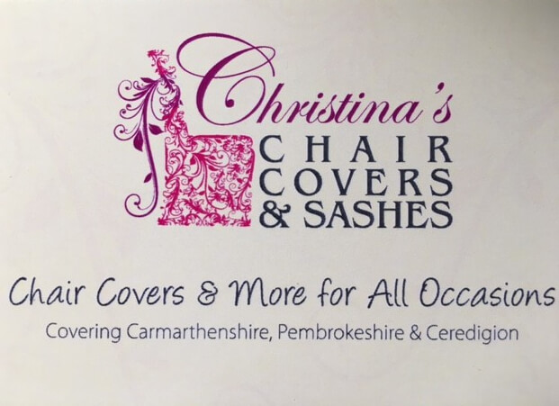 wedding chair cover hire pembrokeshire retro office covers carmarthenshire christinas for the highest quality of dressers from a dependable company look no further and call us today on 01994 231 714