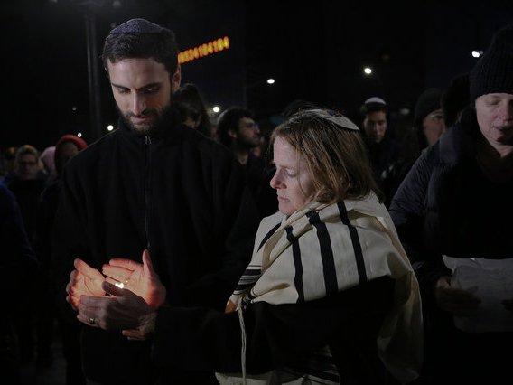 report anti semitism is
