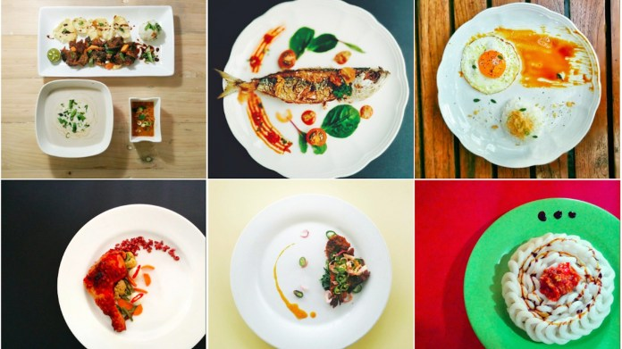 Photos An Instagram Chef Is Turning Indonesian Street Food Into Haute Cuisine Quartz