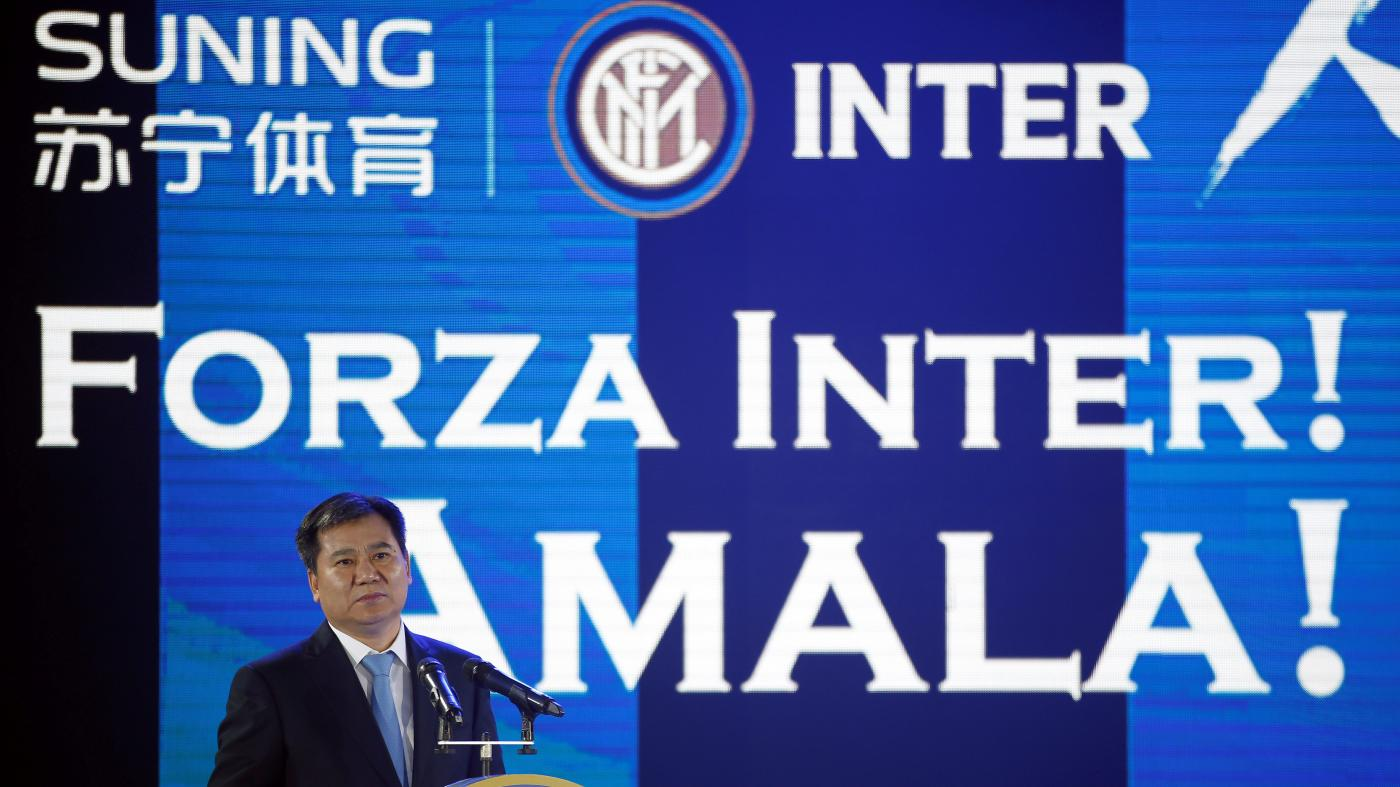 A Chinese Retail Giant Just Bought Italy S Inter Milan