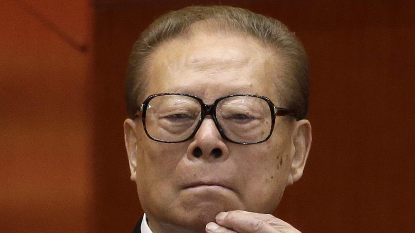 Chinas Toad Like 90 Year Old Ex President Jiang Zemin Has Become An Unlikely Millennial Idol