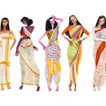 There Are 100 Ways To Wear A Sari How Many Do You Know Quartz India