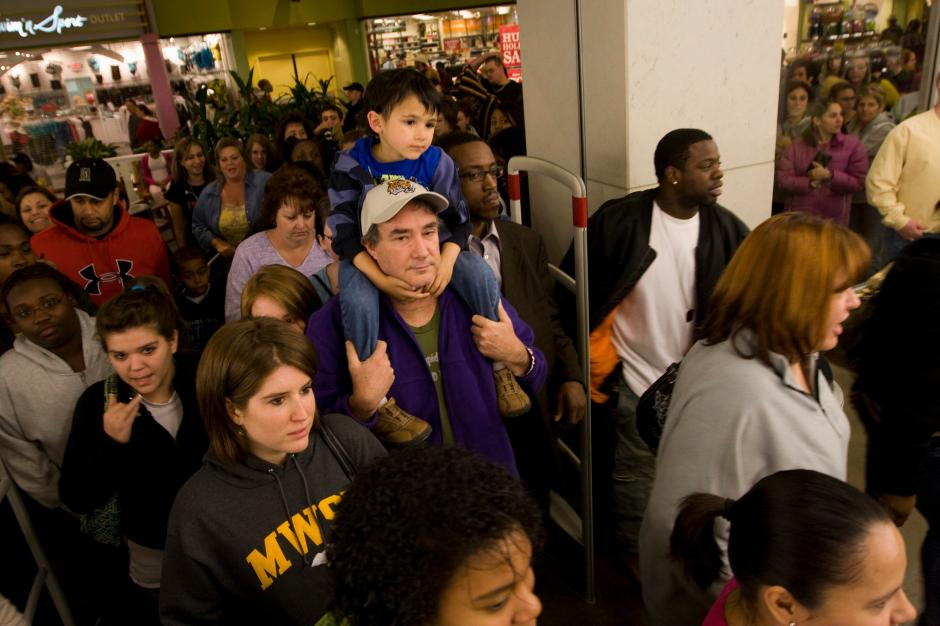 Black Friday A Look Back At One Of Americas Most Chaotic