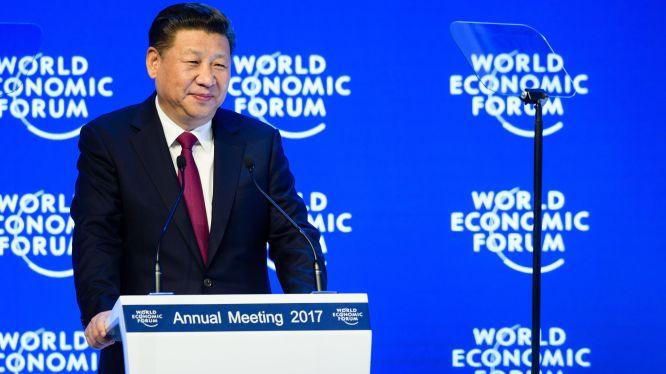 Davos: Xi Jinping rebuked Donald Trump, positioning himself as champion of globalization — Quartz