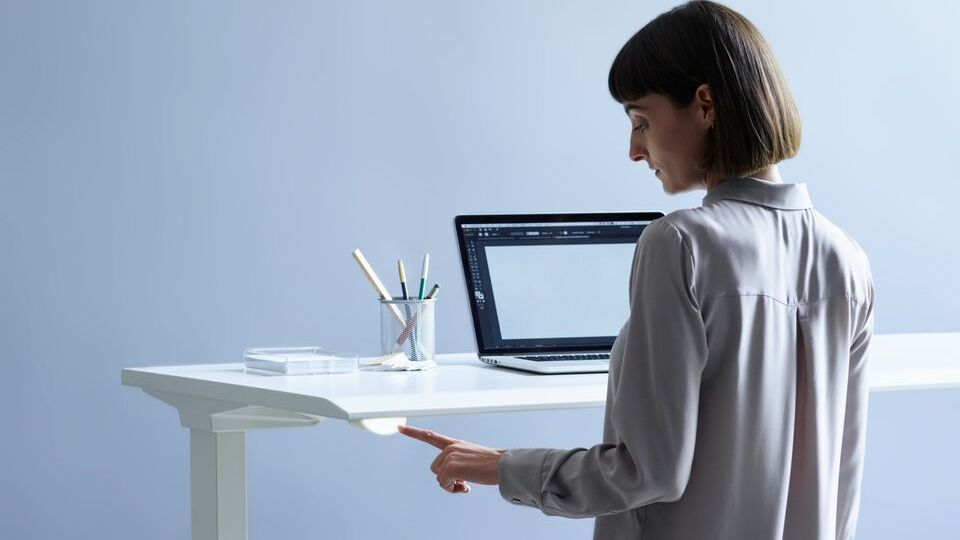 chair connected to desk covers home goods herman miller is launching live os a system of sensors and software connecting desks the clouds with that collect anonymized data help