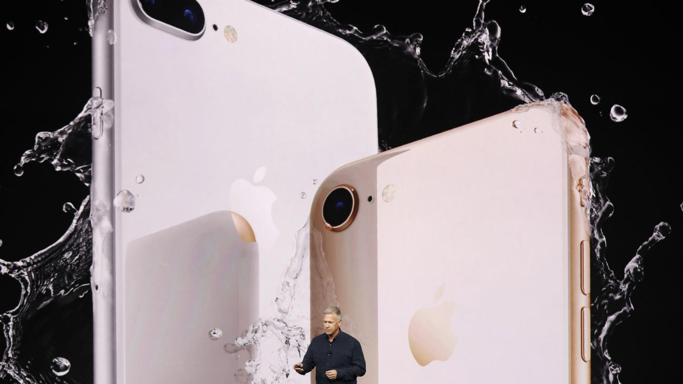 How much does the iPhone 8 cost? Prices in dollars. pounds. and yuan — Quartz