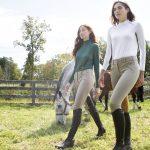 Horse Riding Clothes Are The New And Original Athleisure Quartz