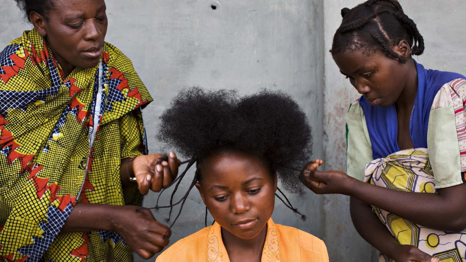 Black Hair Myths From Slavery To Colonialism School Rules And