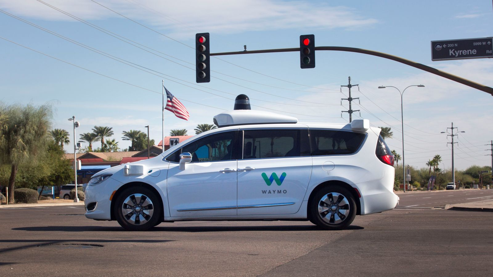 Waymo Just Laid Out Its Vision For A Driverless Future